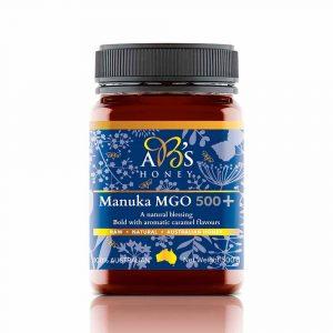 Australian manuka honey 500+