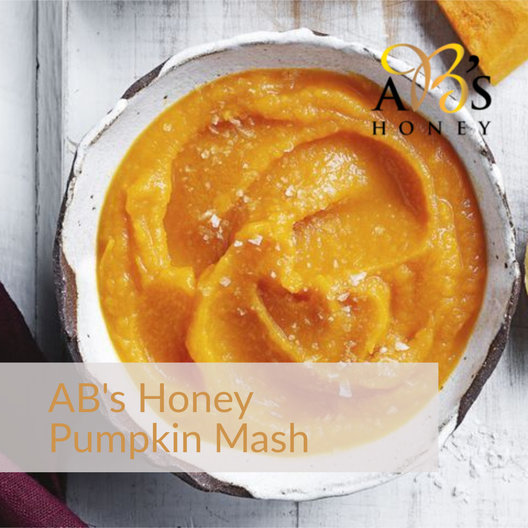Honey Pumpkin Mash
