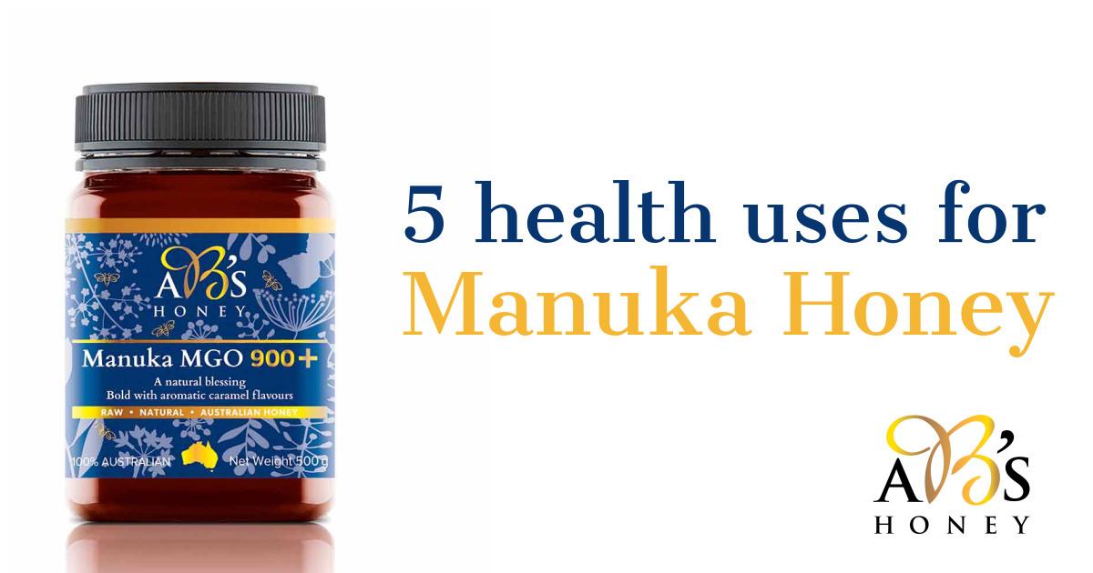 Australian Manuka Honey Health Benefits
