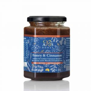 Australian honey-and-cinnamon