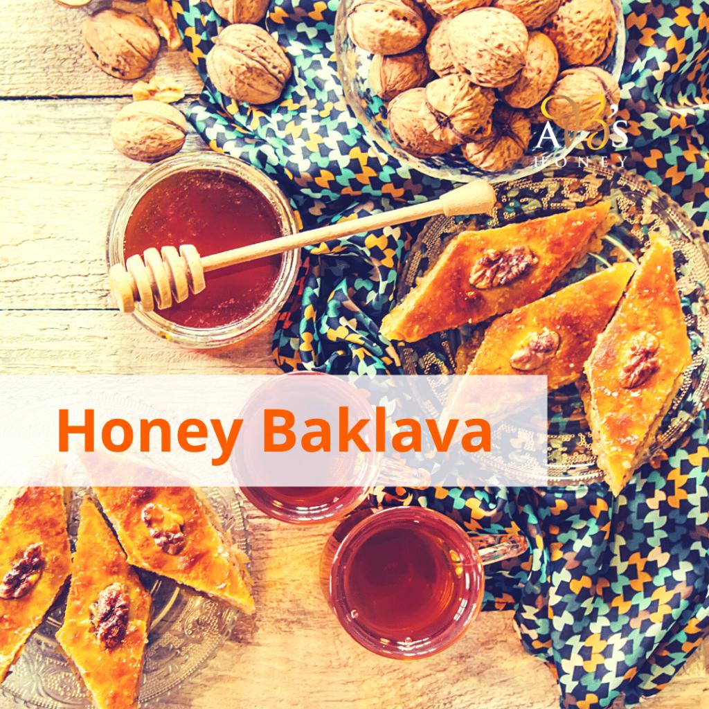 honey Baklava recipe