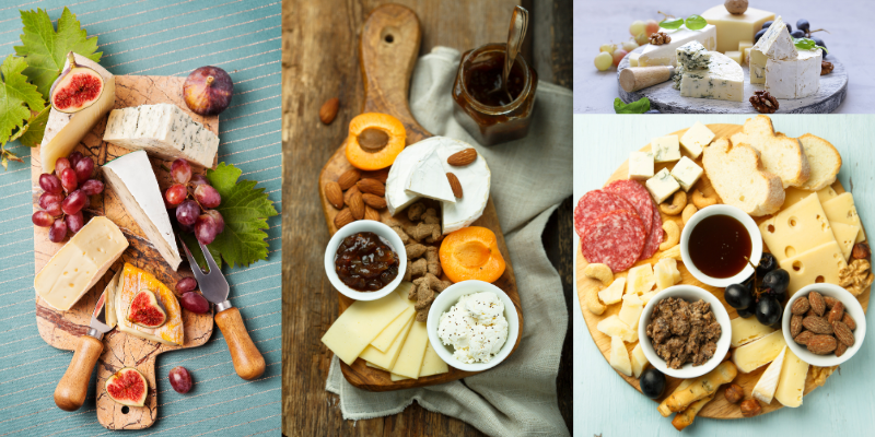 Cheese Platter Board Ideas Simply honey