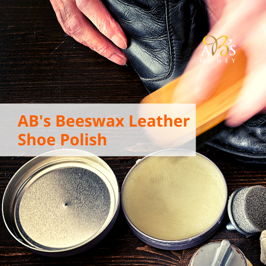 AB's Beeswax Leather Shoe Polish