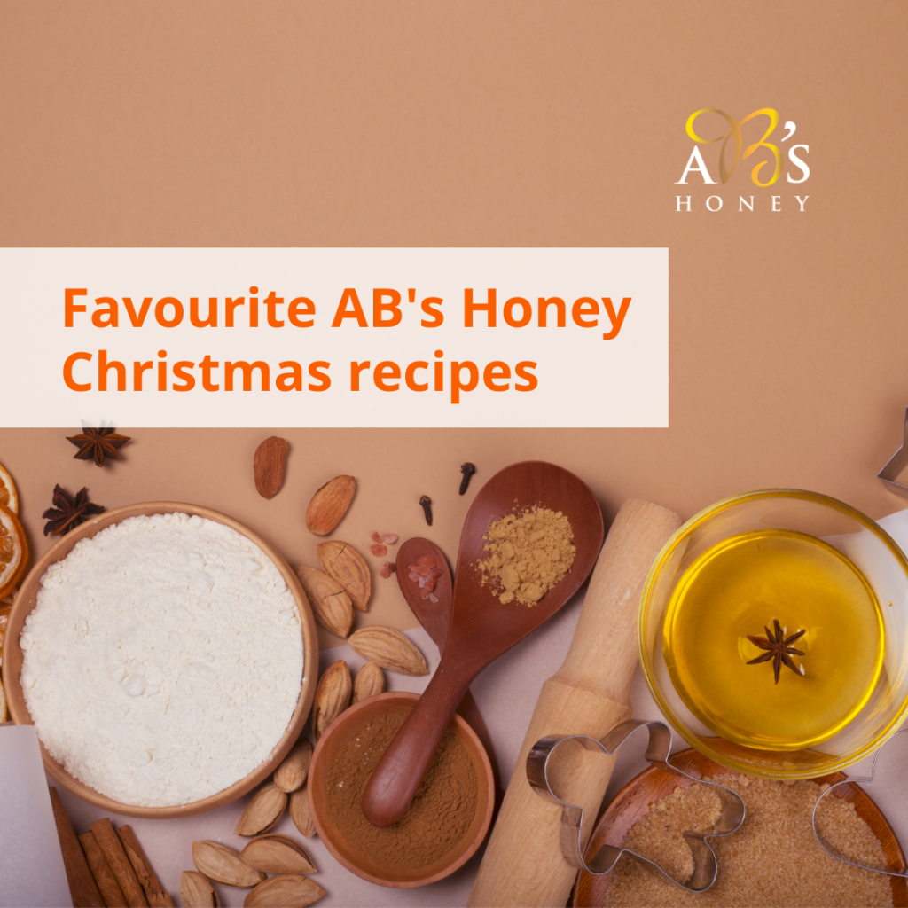Honey Christmas recipes