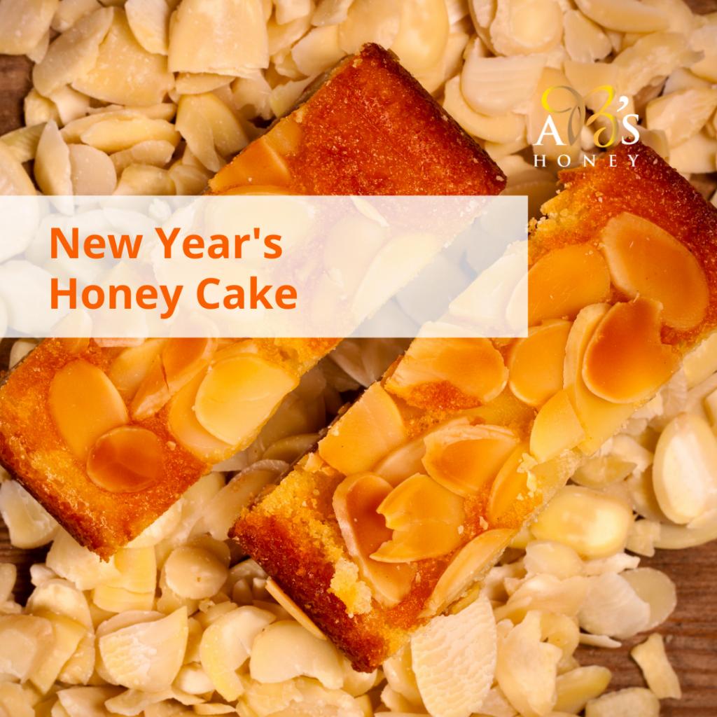 New Year's Honey Cake