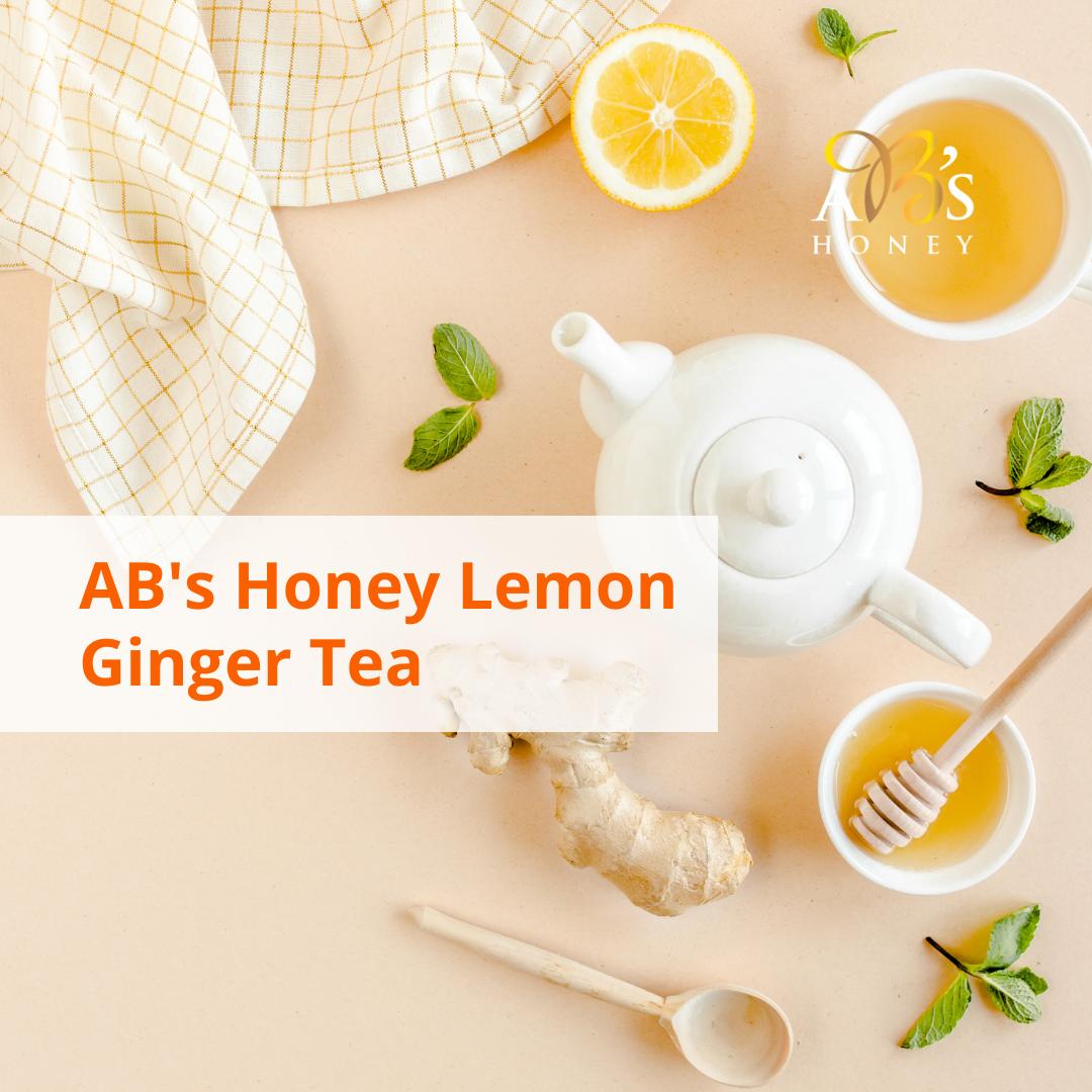AB's Honey Lemon Ginger Tea